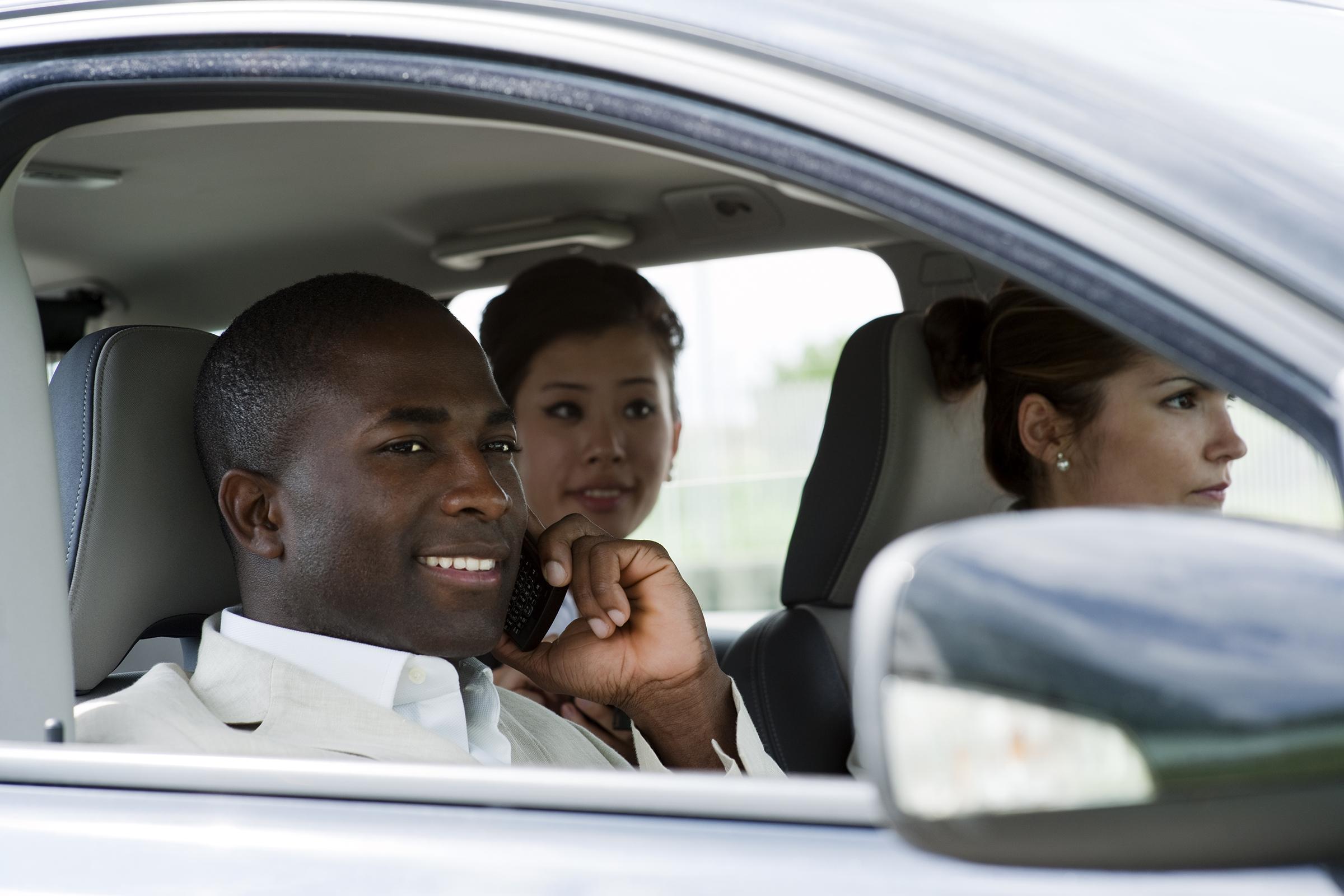 Carpool Commute Option