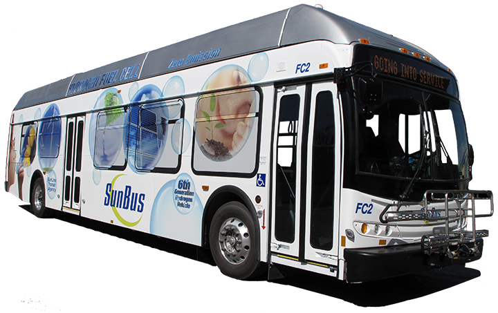 FC2 Hydrogen Fuel Cell Bus