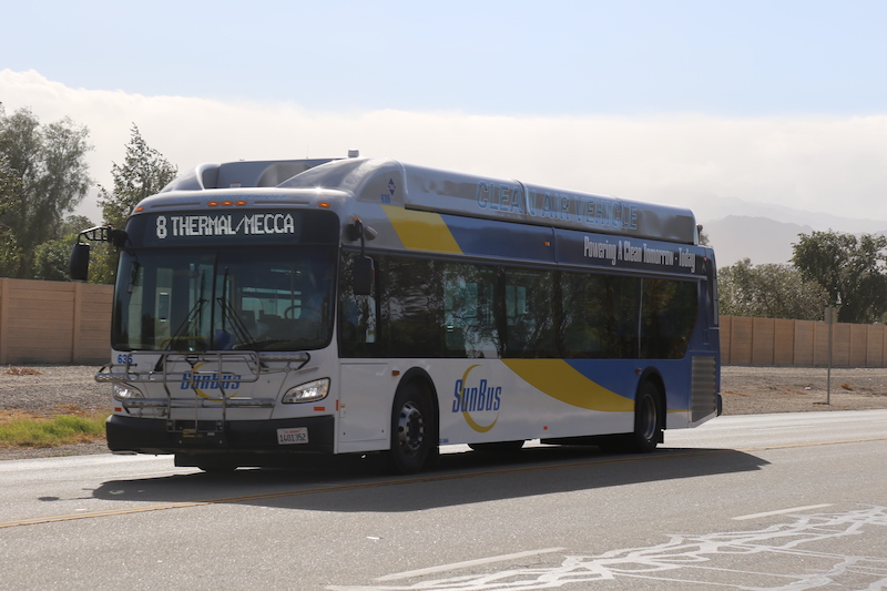 CNG Fixed Route Buses