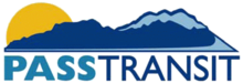 Sistema de Transito PASS logo