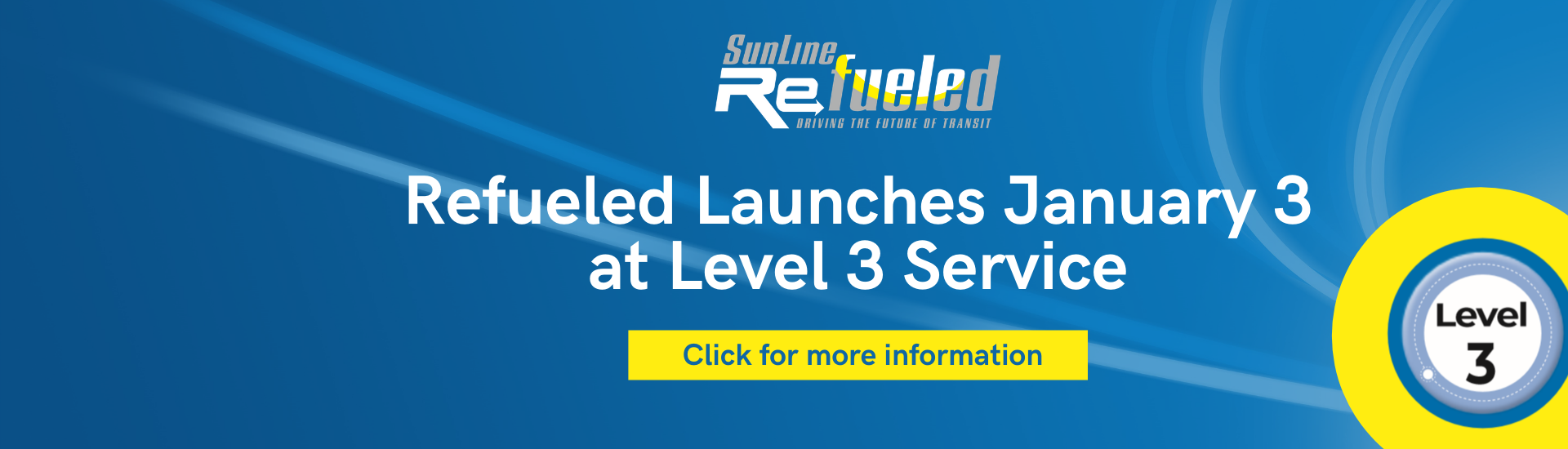 Sunline Refueled Begins January 3, 2021. Click here for more information.