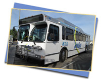 CNG Bus Orion