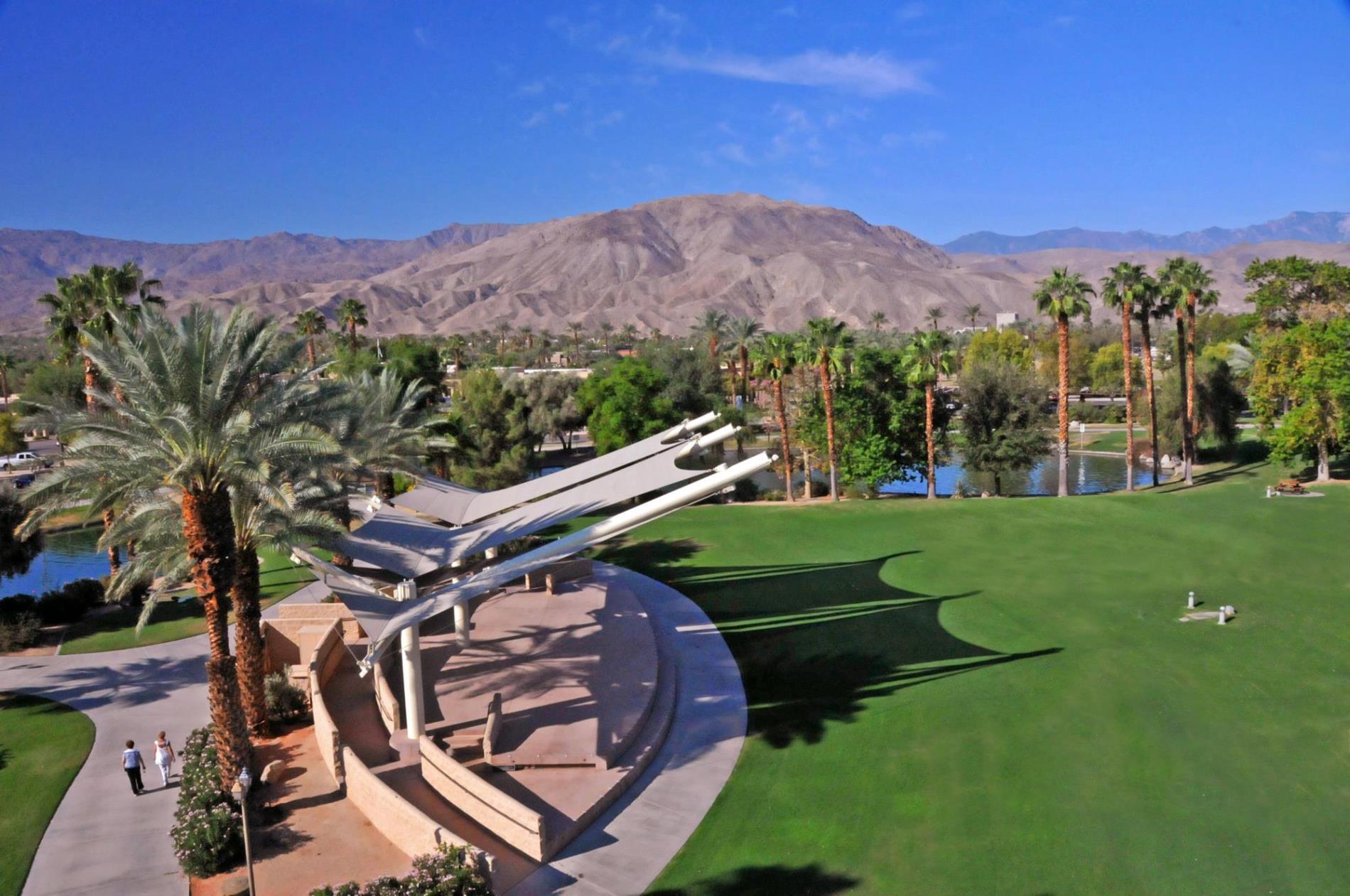 Civic Center Park of Palm Desert