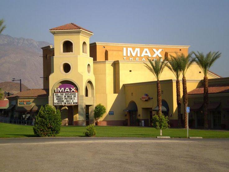 Desert IMAX Theater