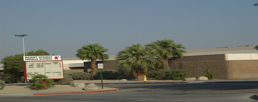 Desert Springs Middle School