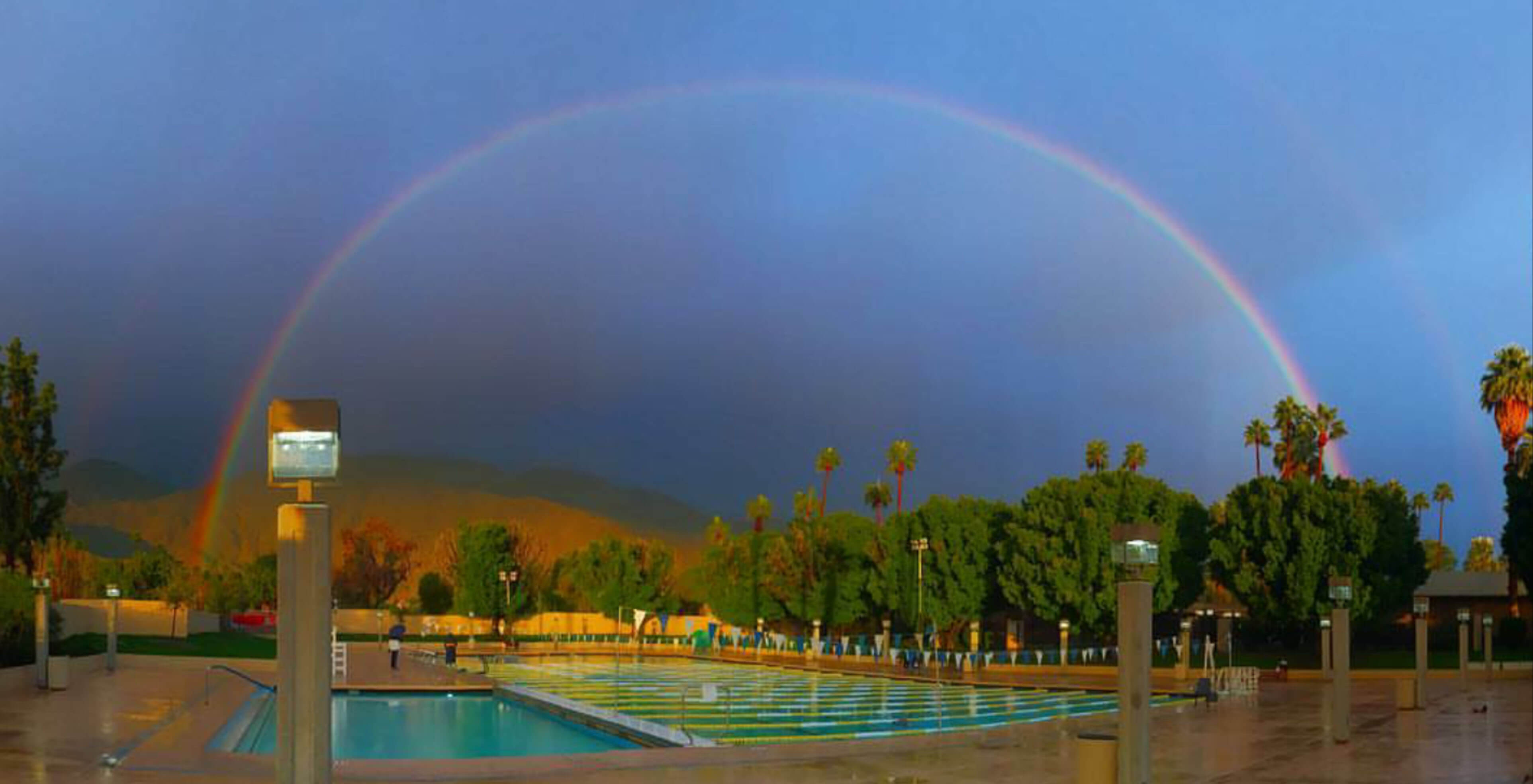 Palm Springs Swim Center
