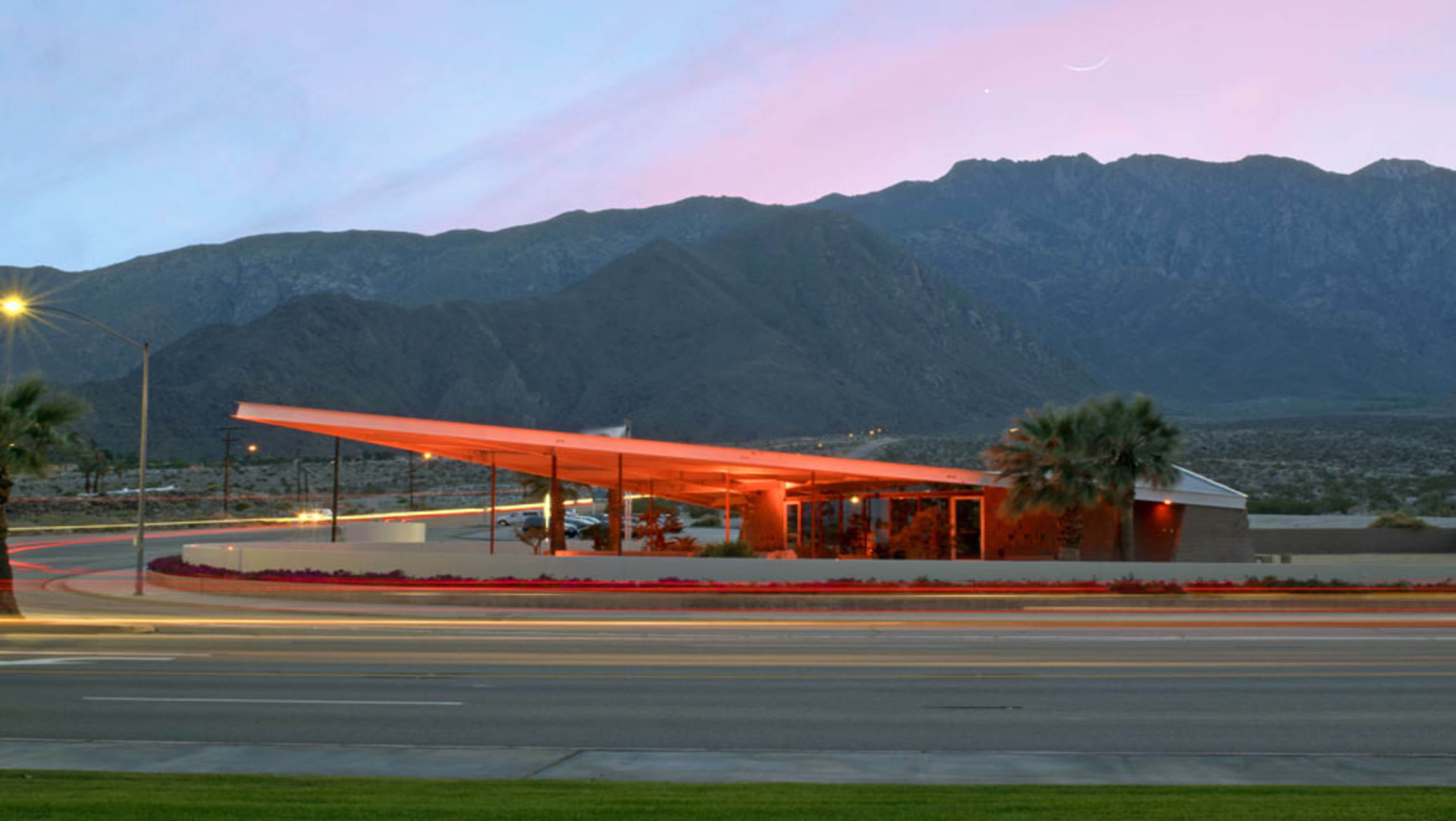 palm springs visitor center sunline transit agency