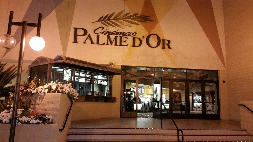 Cinémas Palme d'Or