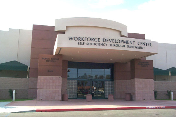 Workforce Development Center • Indio, CA