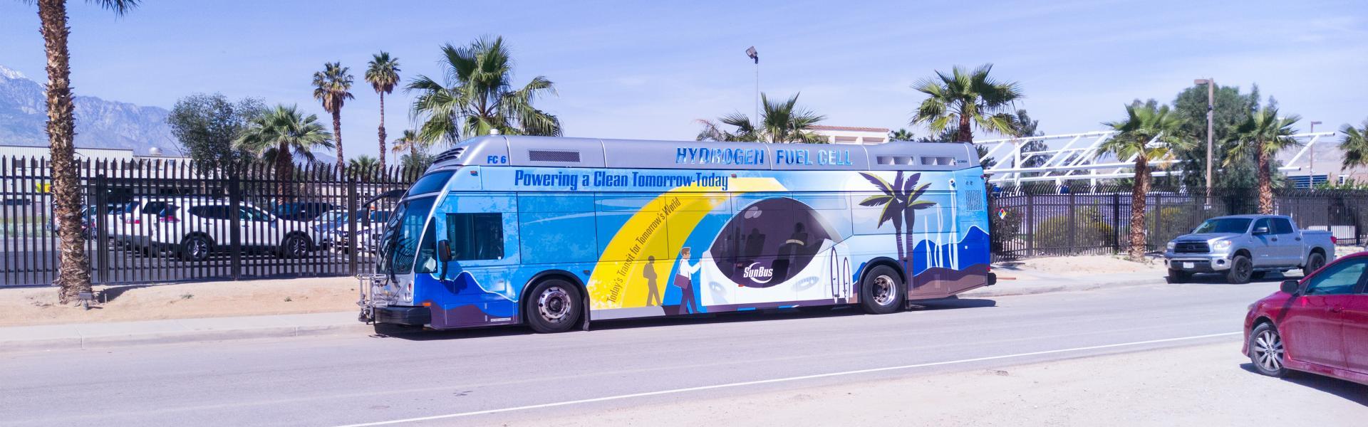 SunBus Zero Emissions Fleet